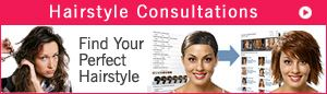 Hairstyle consultations